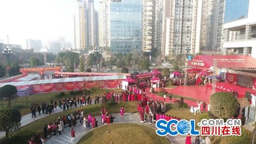 四川在线:2019叙州区第七届全民新春狂欢节隆重启幕