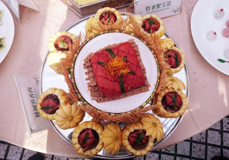 助推竹食产业发展 宜宾长宁县竹食文化娱乐网送彩金活动月开幕